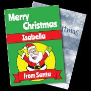 From Santa