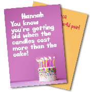 Birthday Humour Cards