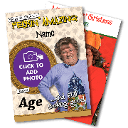 Send Mrs Browns Boys Cards